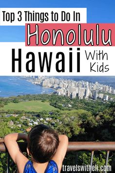 Planning a trip to Honolulu with kids? Here are three can't-be-missed things to do when in Honolulu with kids - visiting Pearl Harbor, hiking Diamond Head, and lounging on Waikiki Beach (and of course the Friday night Waikiki Beach fireworks). Hawaii Vacation Tips, Trip To Maui, Hawaii Travel, Travel Usa, Travel Tips, Beach Vacations, Travel Ideas, Waikiki Beach, Honolulu Hawaii