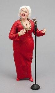 Miniature Doll Art | Diva-by-IGMA-Fellow-Marcia-Backstrom-1-12-Scale-OOAK