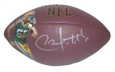 SOLD OUT! Green Bay Packers Clay Matthews signed NFL Wilson full size football w/ proof photo.  Proof photo of Clay signing will be included with your purchase along with a COA issued from Southwestconnection-Memorabilia, guaranteeing the item to pass authentication services from PSA/DNA or JSA. Free USPS shipping. www.AutographedwithProof.com is your one stop for autographed collectibles from Wisconsin sports teams. Check back with us often, as we are always obtaining new items.