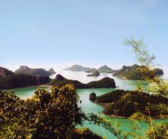 The nature of Ang Thong National Marine Park - Thailand
