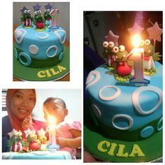 Cila's birthday