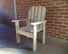 Cadeira de Pallet
