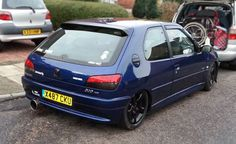 Next up is Alex Parkinson's 306 HDI - what do you think of it?