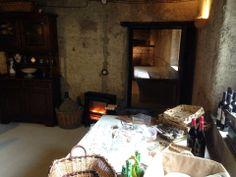 Agerola - Palazzo Acampora - Ristorante ThanksMama - Cucina