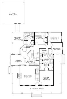 The farmhouse of your dreams is waiting for you - check out these 6 floor plan designs