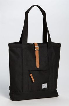 This Herschel Supply Co. tote could double as a great purse & grocery bag!