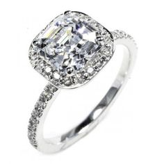 to my future fiance: ive wanted this ring since i was 12. princess cut, diamond band. beautiful.