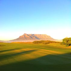 View from the back of the 6th at Milnerton GC