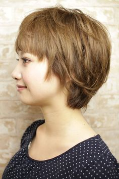 short haircut 木村 黎