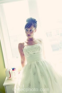 Gallery of pictures of mobile hair and makeup by Allure Hair and Makeup Niagara Jeremy Jones, Ballerina Bun, Wedding Hairstyles, Wedding Planning, Hair Makeup, Wedding Day, Tulle, Flower Girl Dresses, Bridal