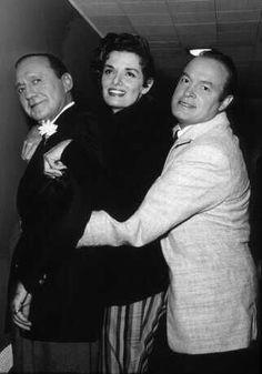 Jack Benny, Bob Hope, Jane Russell