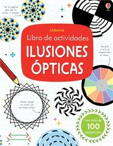 Buy Optical Illusions Activity Book by Sam Taplin at Mighty Ape NZ. An amazing, interactive book which allows children and adults to discover the world of optical illusions in a new way. By adding stickers and drawing . Doodle Books, Math Workbook, Apps, Book People, Thing 1, Crafty Kids, Science Books, You Draw, Inspirational Books