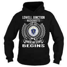 Lowell Junction, Massachusetts Its Where My Story Begins