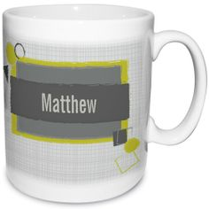 Personalised Retro Style Mug  from Personalised Gifts Shop - ONLY £10.99