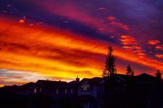 #yeg #sunset #photography #IGyeg #exploreedmonton #photography #photooftheday