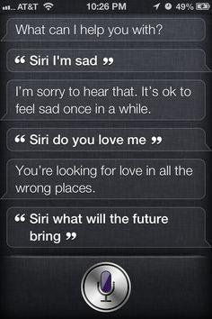 Talking with Siri - iPhone Fun