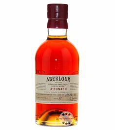 Aberlour A'Bunadh Batch No. 51 Whisky / 60,8 % Vol. / 0,7 Liter-Flasche in Geschenkbox