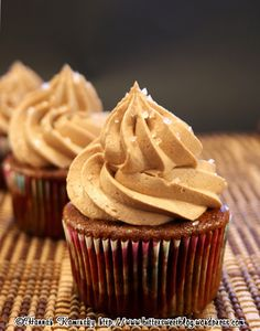 Vegan Iced Tea Cupcakes