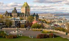 Image du vieux Québec