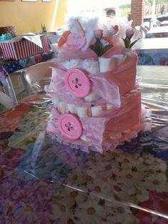 Torta pannolini sophia