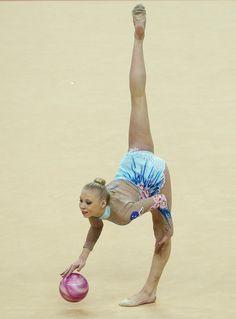 Kseniya Moustafaeva - London test event 2012