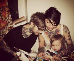 tattooed parents   Tumblr