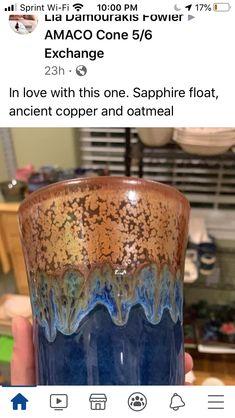 Glazes For Pottery, Ceramic Pottery, Pottery Designs, Pottery Ideas, High School Ceramics, Amaco Glazes, Pottery Techniques, Ceramic Studio, Color Tile