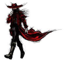 "Alucard dal manga/anime ""Hellsing"""