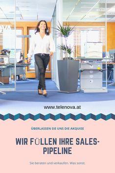 Sie brauchen Neukunden-Termine? Überlassen Sie uns die Akquise und kümmern Sie sich um´s Verkaufen.  www.telenova.at Marketing, Blog