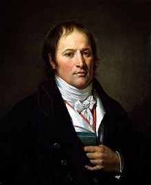 Portrait de Billaud-Varenne par Jean-Baptiste Greuze, vers 1790, Dallas Museum of Art.- Billaud-Varenne Jean-Nicholas: homme politique (La Rochelle 1756-Port-au-Prince 1819). Ancien oratorien et professeur au collège de Juilly, il devient un des orateurs du club des Jacobins, puis député de Paris à la Convention. Membre du Comité de Salut Public (sept 1793-juil 1794) il contribue à la chute des hébertistes et de Danton, puis attaque Robespierre lors de la séance de la Convention du 9…