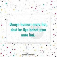Need Compliments For Your Yaar? Here Are 24 Desi Poems For Your Undying Pyaar Funny Teenager Quotes, Cute Funny Quotes, Sarcastic Quotes, Qoutes, Quotations, Awkward Quotes, Funny Memes, Funny Instagram Captions, Funny Quotes For Instagram