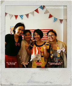 miss chesie: July 2012