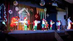 Vánoční vystoupení E.B.T.S. 2013 - Koťátka