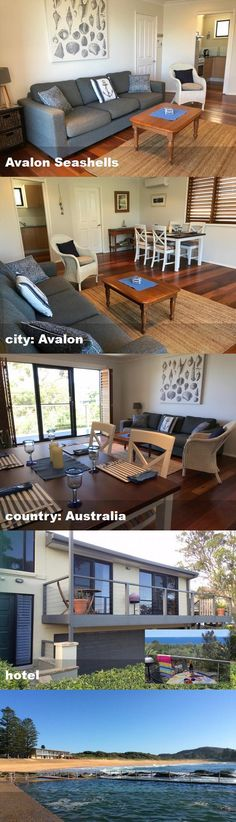 Avalon Seashells is located 5 minutes' walk from Avalon beach and village and offers barbecue facilities and great restaurants nearby. Avalon Beach, Australia Hotels, Great Restaurants, Seashells, Tours, Mansions, Country, House Styles, City