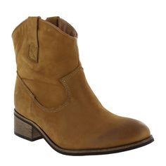 Marta Jonsson Western-style ankle boot, Tan