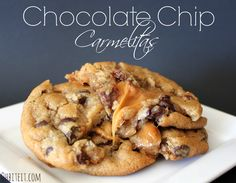 ~Chocolate Chip Carmelitas!