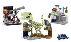 LEGO va a lanzar al mercado mini figuras de mujeres científicas | Acción Preferente