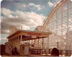 Zingo at Bells Amusement Park in Tulsa, OK. My brother, cousin & I practically lived there and at Big Splash water park during the summers of 1985-1986! What good memories!