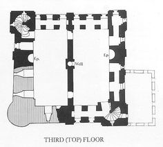 rochester castle floor plan carneycastle medieval plans building flooring floors covering ground architecture plan4 medival