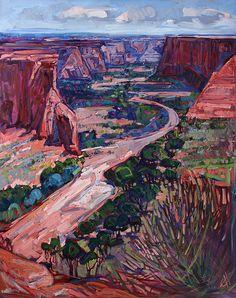 Arin Hanson Dawn and the canyon