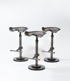 The Rag and Bone Man Industrial Bar Stools