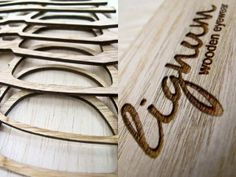 Lignum Wooden Eyewear Bamboo Cutting Board, Eyewear, Branding Design, Designers, Leather, Eyeglasses, Sunglasses, Corporate Design, Identity Branding