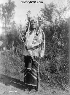 1908 HIDATSA INDIAN NATIVE AMERICAN                                                                                                                                                                                 More