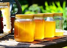 These raw honey benefits are impressive. Raw food lovers praise raw honey, ground up honeycomb, for its nutritional value and for good reason. Honey Benefits, Health Benefits, Health Tips, Leaky Gut, Natural Health Remedies, Herbal Remedies, Fake Honey, Buy Honey, Natural Honey