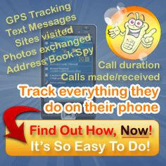 Track text messages, calls, email, gps and more with this cell phone tracking software! Learn more at Buy-Cellphone-Tracker.com