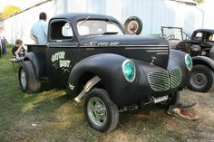 willys gasser always wanted one of these