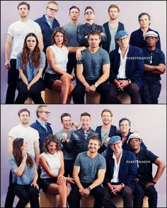How can someone not fall in love with this cast