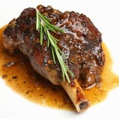 Learn how to cook lamb shanks for a great Easter dinner; for easy cooking place in Crock pot and let cook while you're doing other things. Lamb Recipes, Chef Recipes, Wine Recipes, Cooking Recipes, Cooking Videos, Health Recipes, Dessert Recipes, Easy Cooking, Healthy Cooking