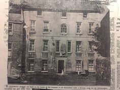 A few remnants of Riversdale House (no. 40 Old Kilmainham) survive, but the bulk of the house was pulled down about 1965. The statue over the front door was of Shakespeare