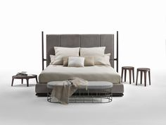 Double beds | Beds and bedroom furniture | Icaro | Flexform Mood. Check it out on Architonic